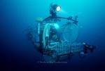 Submarine;Research;Caribbean;O